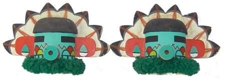 Kachina Wall Masks