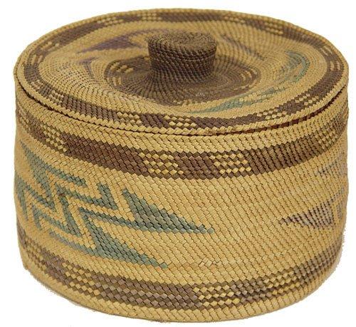 4: Nootka/Makah Basketry