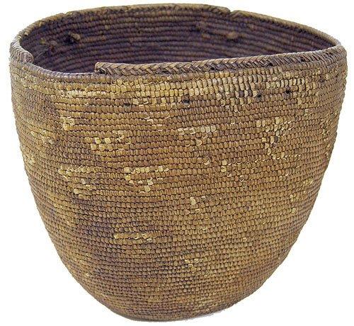 7: Cowlitz Basket