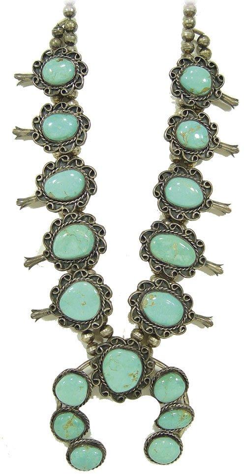 12: Navajo Squash Necklace