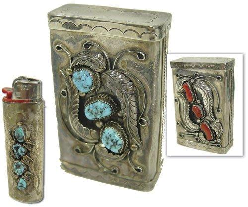 16: Navajo Cigarette Box