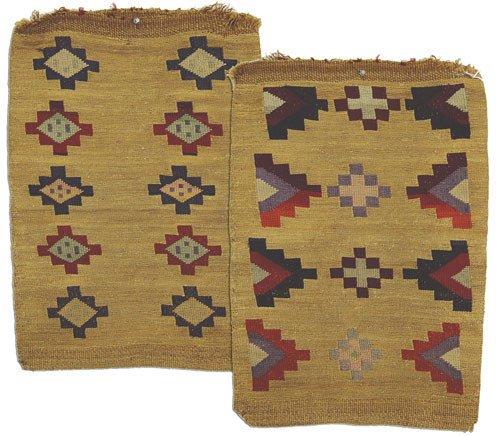 23: Nez Perce Cornhusk Bag