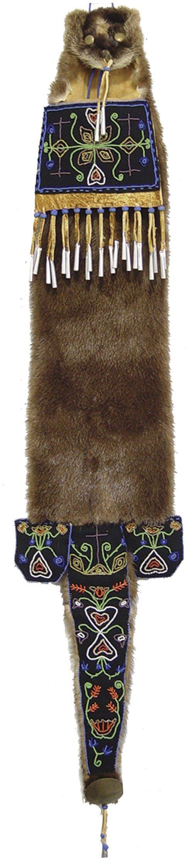 143: Woodlands Otter Bag