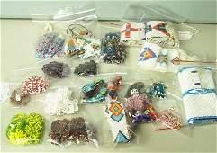 20 Beaded Items