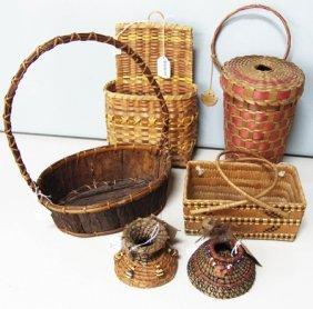 6 Baskets