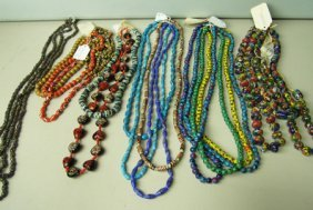23 Strands Of Tradebeads