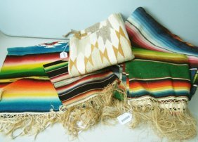 6 Rugs/blankets