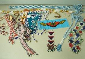 10 Beadwork Pieces