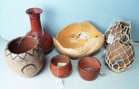 7 Pueblo Pots