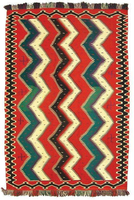 Navajo Rug/Weaving - Germantown Blanket