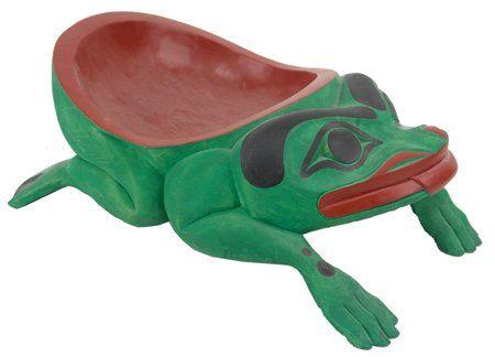 NW Coast Frog Bowl - Doug LaFortune