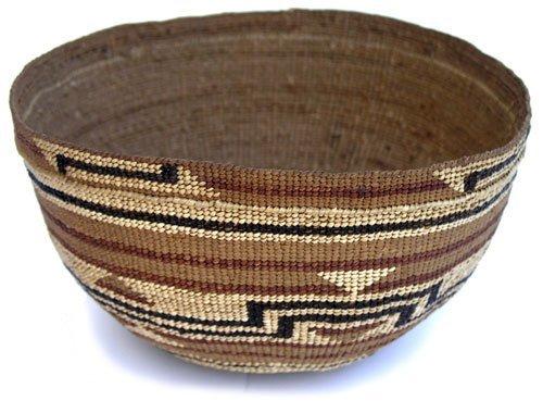 3: Yurok Basketry