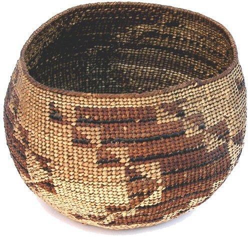 5: Yurok Basket