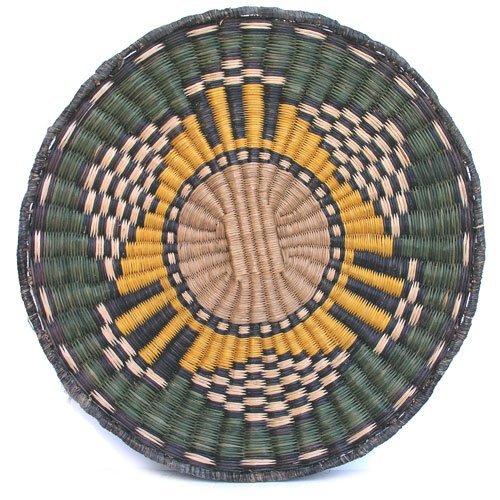 7: Hopi Basketry