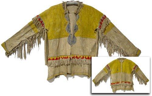 15: Apache War Shirt