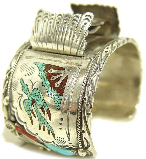 22: Navajo Watchband