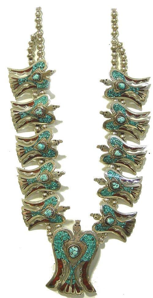 23: Navajo Necklace