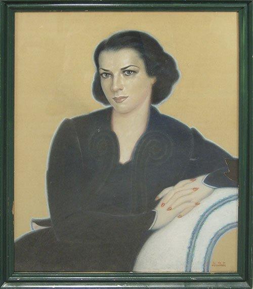 307: Lon Megargee (1883 - 1960)