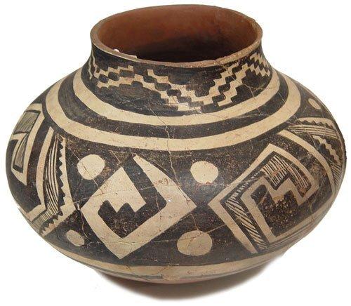 502: Anasazi Pottery