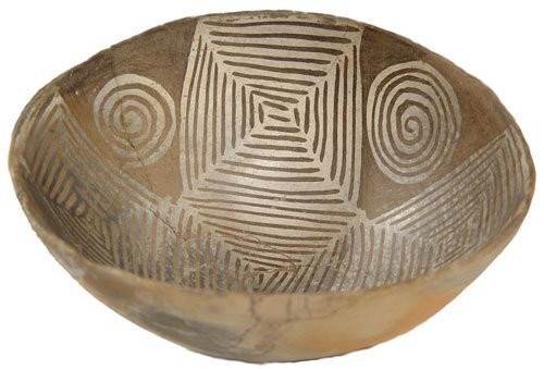 504: Mimbres Pottery