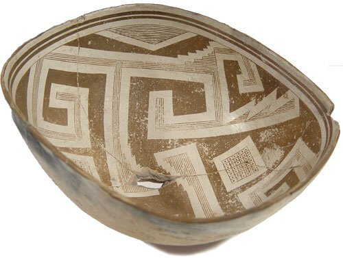 507: Mimbres Pottery