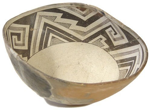 508: Mimbres Pottery