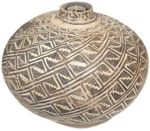 509: Anasazi Pottery