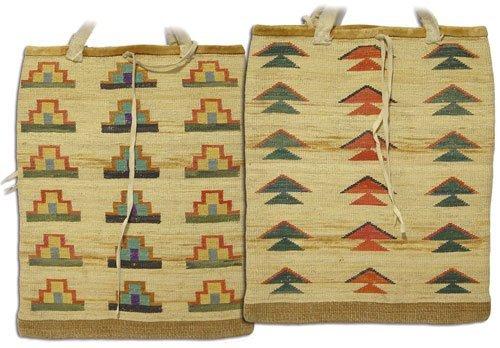511: Nez Perce Cornhusk Bag