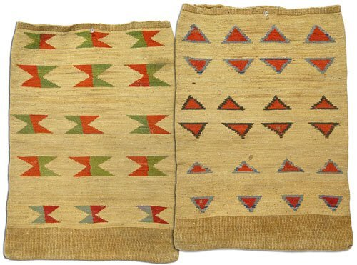 513: Nez Perce Cornhusk Bag