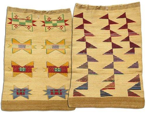 514: Nez Perce Cornhusk Bag