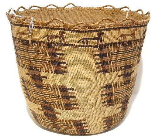 519: Skokomish Basket