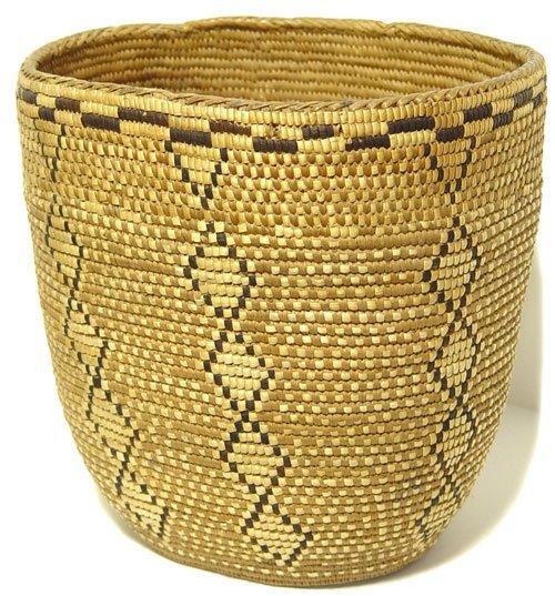 520: Cowlitz Basket