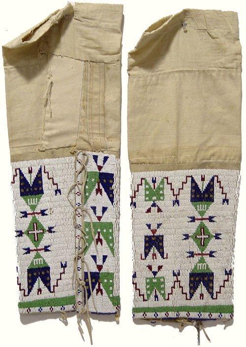 564: Sioux Leggings