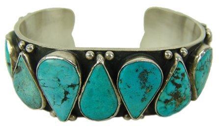 Navajo Style Bracelet - Federico