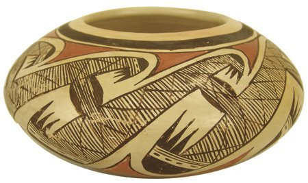 Hopi Potty Jar - Rachel Nampeyo