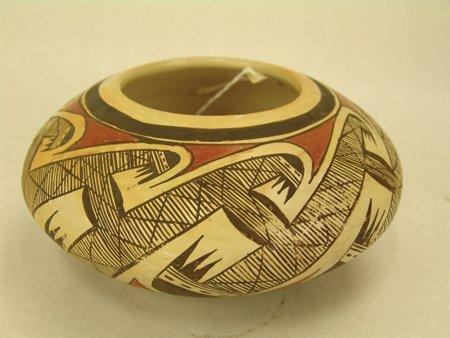 Hopi Potty Jar - Rachel Nampeyo - 3