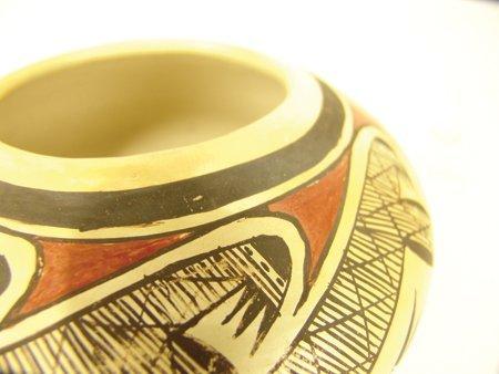 Hopi Potty Jar - Rachel Nampeyo - 5