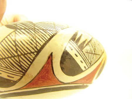 Hopi Potty Jar - Rachel Nampeyo - 6