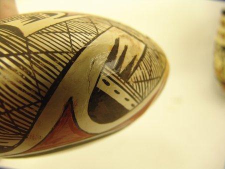 Hopi Potty Jar - Rachel Nampeyo - 7