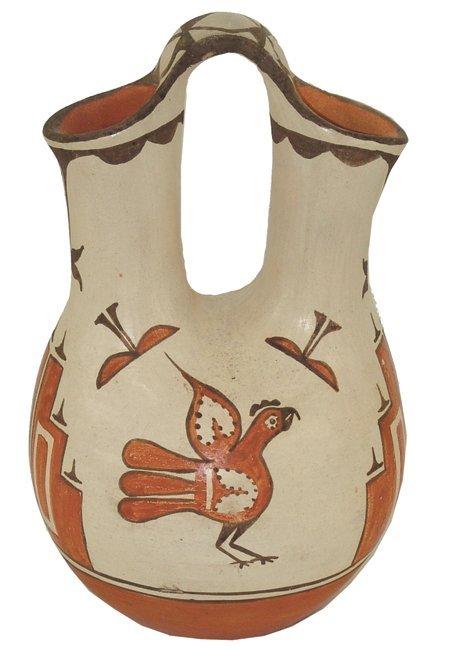 Zia Pottery Jar - Ruby Panana
