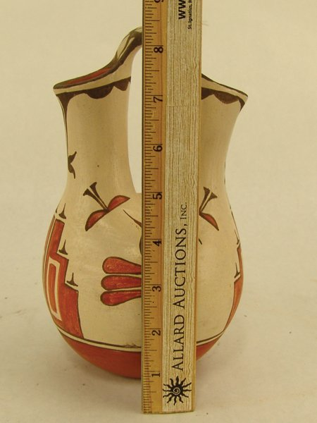 Zia Pottery Jar - Ruby Panana - 4