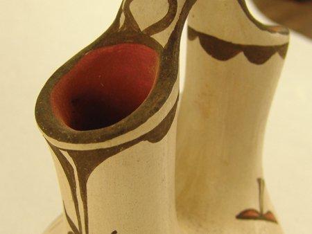 Zia Pottery Jar - Ruby Panana - 6