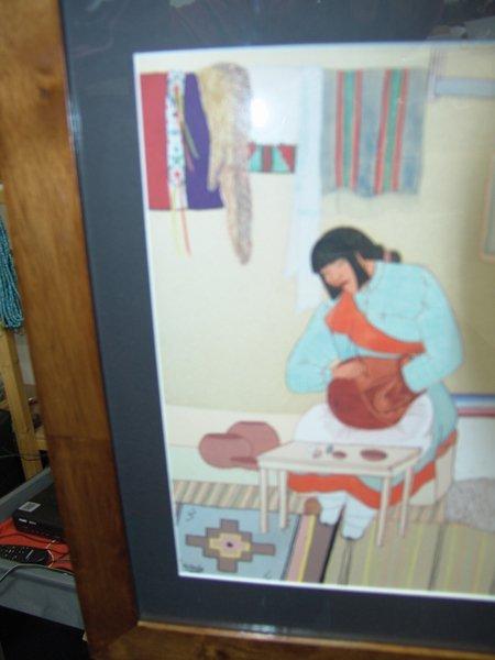 Pablita Velarde, Santa Clara (1918-2006) - 6