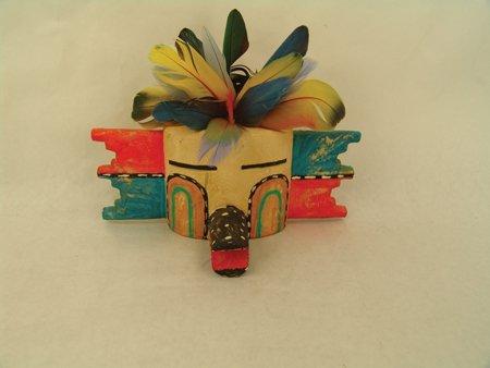 3 Hopi Kachina Carvings - Greg Lomayesva - 5