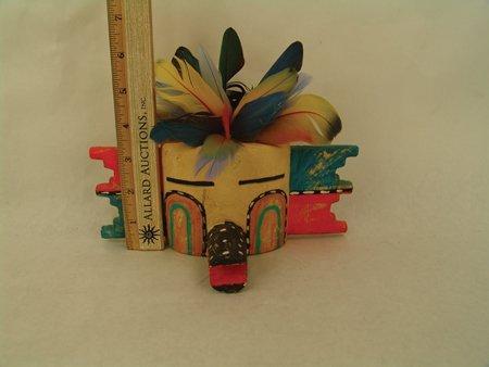 3 Hopi Kachina Carvings - Greg Lomayesva - 6