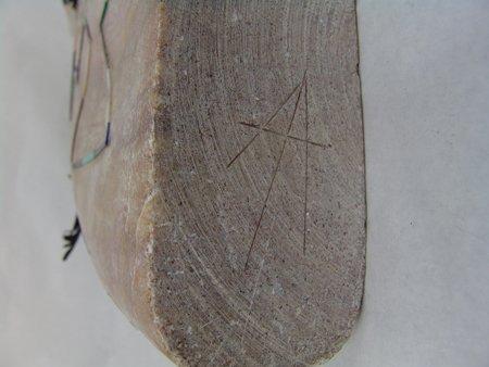 Isleta Stone Sculpture - Andy Abeita - 7