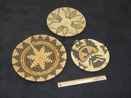 3 Hopi Baskets - 6
