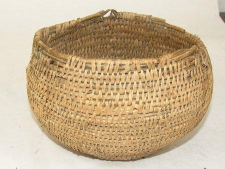 3 Jicarilla Baskets - 3