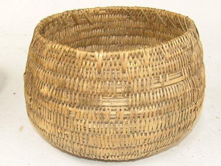 3 Jicarilla Baskets - 7