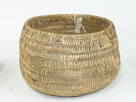 3 Jicarilla Baskets - 8